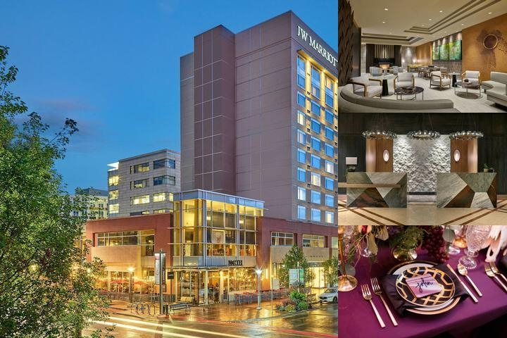 JW Marriott Denver at Cherry Creek photo collage
