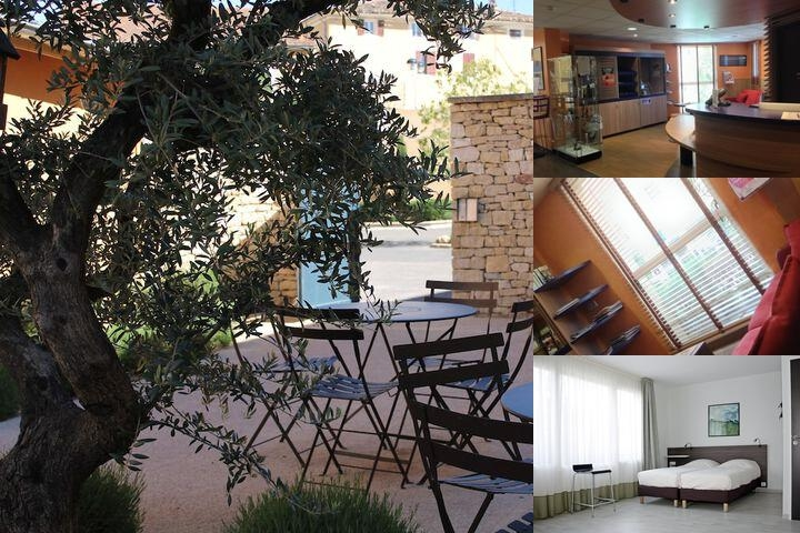 Suite Home Apt En Luberon photo collage