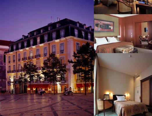 Bairro Alto Hotel photo collage