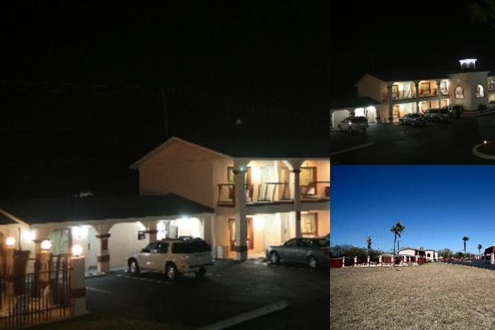 Econo Lodge Lackland photo collage