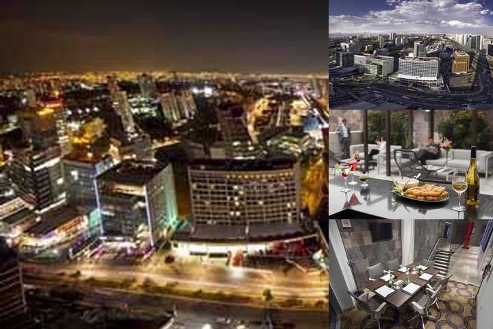 intercontinental presidente santa fe mexico mexico city. Black Bedroom Furniture Sets. Home Design Ideas