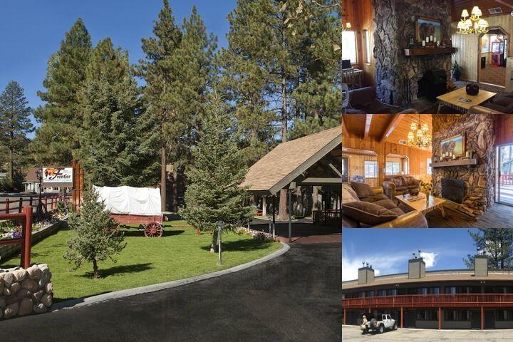 Elegant Big Bear Frontier Photo Collage