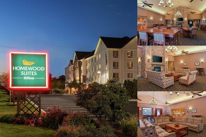 Homewood Suites by Hilton Allentown West / Fogelsv photo collage