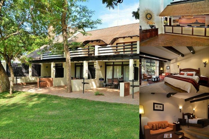 Kwa Maritane Bush Lodge photo collage