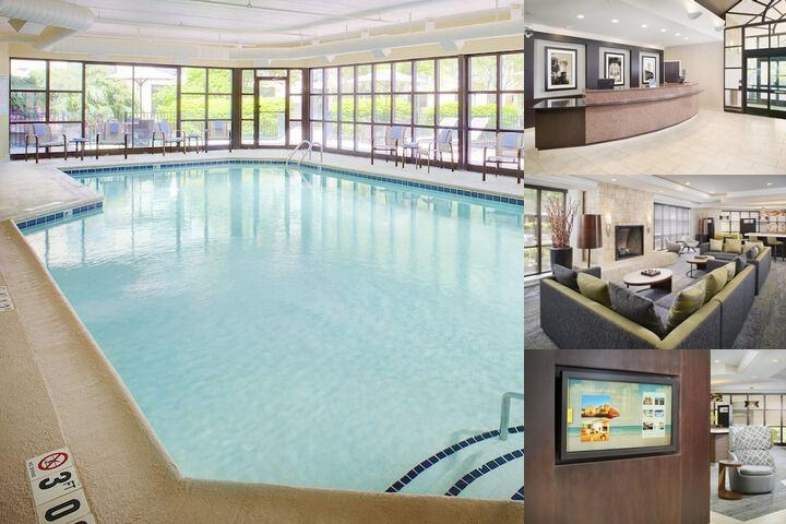 Courtyard by Marriott Ann Arbor Mi photo collage
