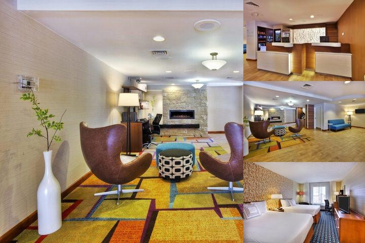 Fairfield Inn by Marriott Ann Arbor Mi photo collage