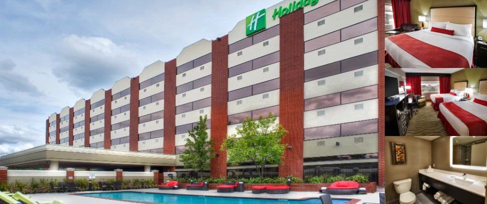 Holiday Inn Bensalem Philadelphia Area photo collage