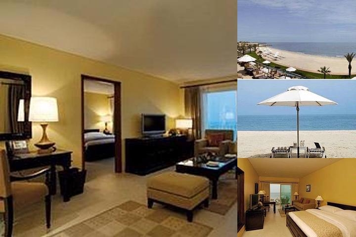 Moevenpick Hotel & Resort Al Bida'a Kuwait photo collage