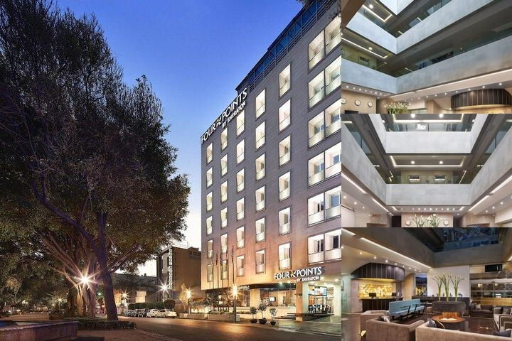 Four Points by Sheraton Mexico City Colonia Roma photo collage