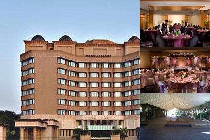 Hyderabad Marriott Hotel & Convention Centre photo collage