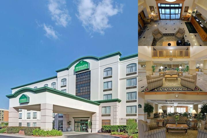 Wingate by Wyndham Gwinnett Place Mall photo collage