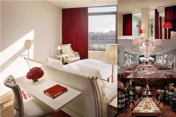 Faena Hotel Buenos Aires photo collage