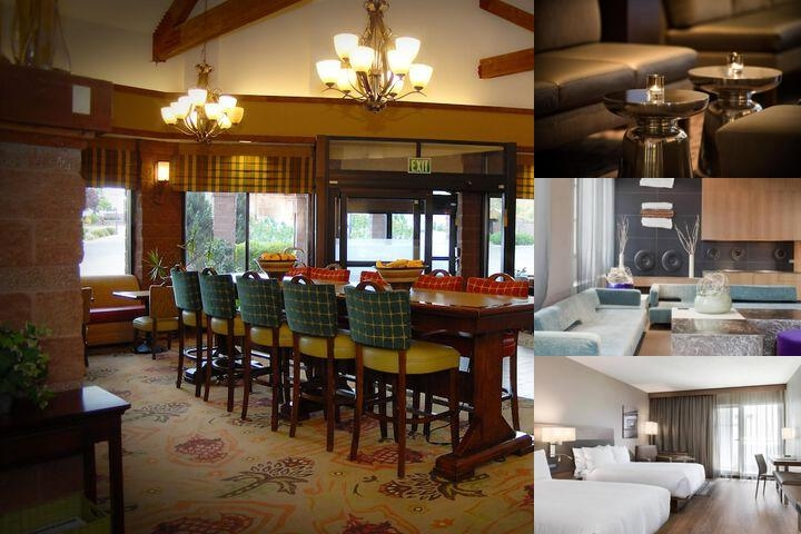 Hampton Inn Park City photo collage