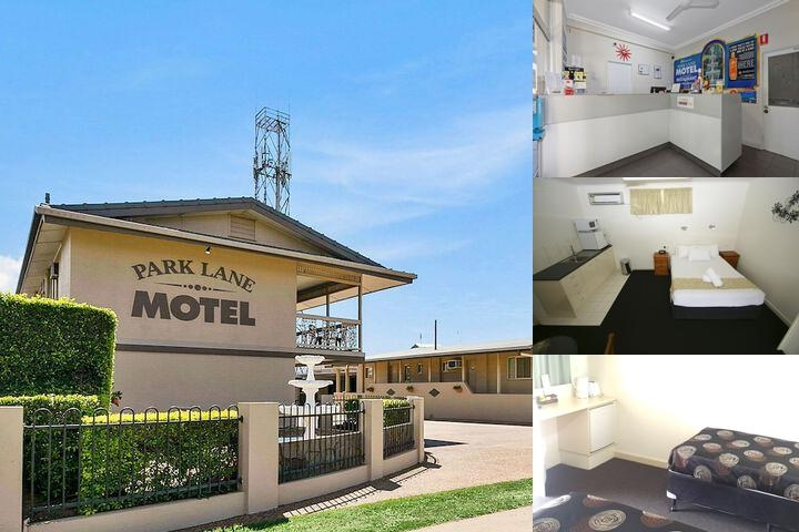Econo Lodge Park Lane photo collage