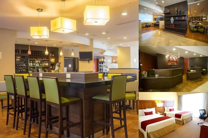 Courtyard by Marriott Puebla Las Animas photo collage