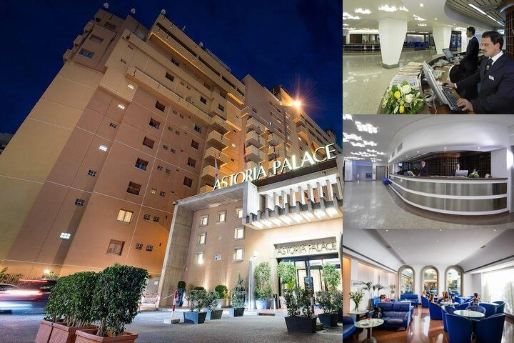 Astoria Palace Hotel photo collage