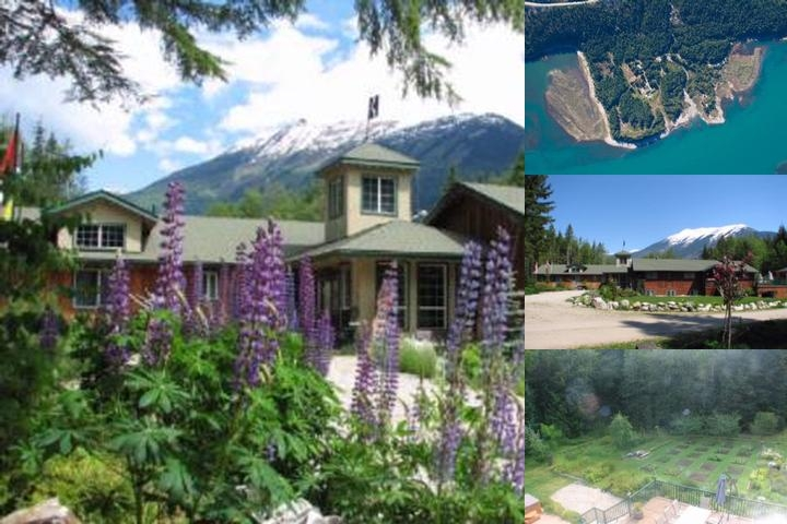 Mulvehill Creek Wilderness Inn & Wedding Chapel photo collage