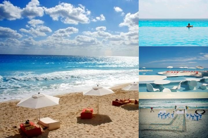 Bel Air Collection Resort & Spa Cancun photo collage