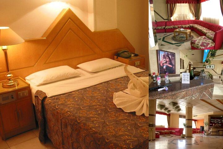 Karnak Hotel photo collage