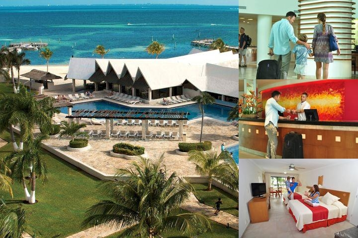 Ocean Spa Hotel All Inclusive photo collage