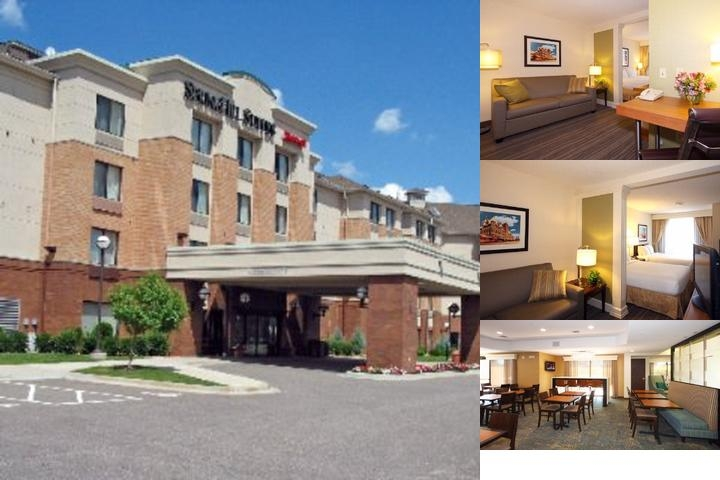 Springhill Suites Minneapolis West photo collage