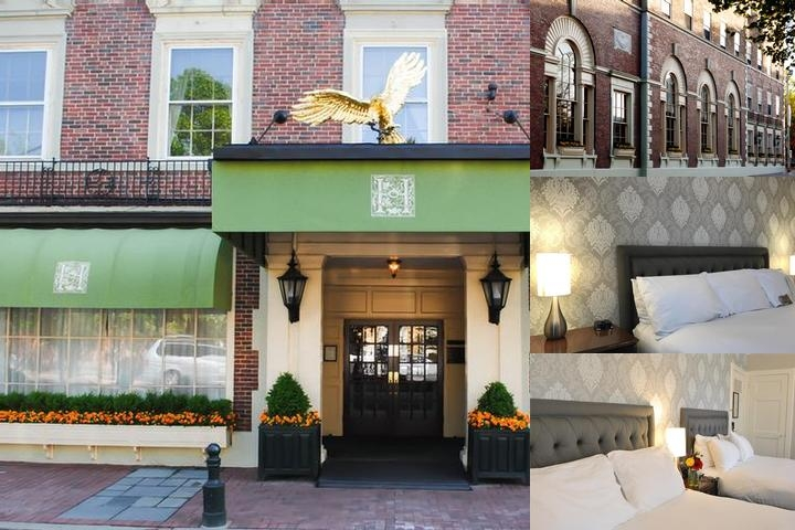 Hawthorne Hotel photo collage
