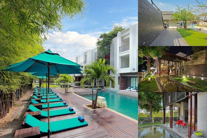 The Serenity Hua Hin photo collage