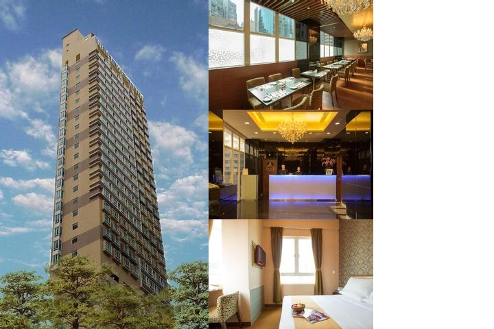 Best Western Hotel Causeway Bay photo collage