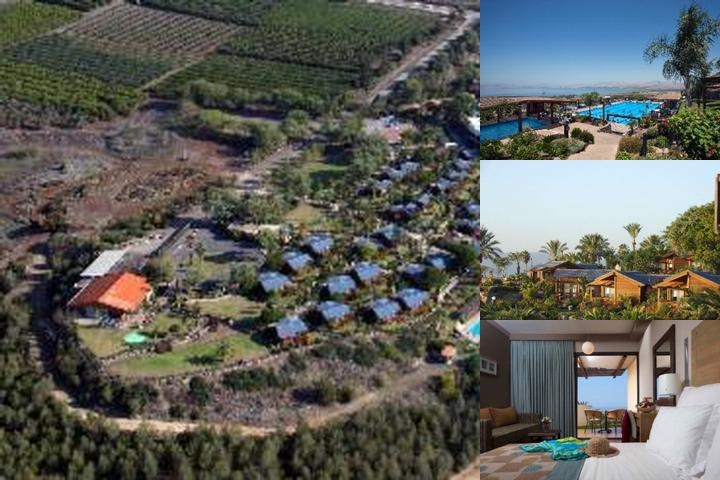 Ramot Resort Hotel photo collage