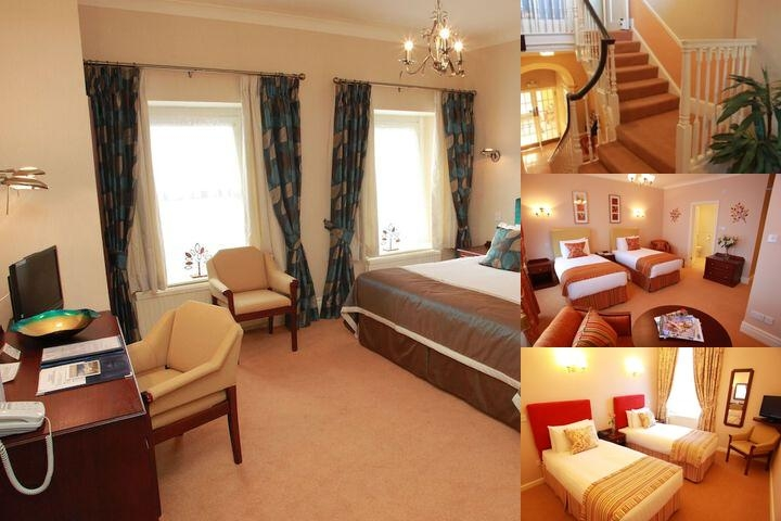 Alveston House Hotel photo collage