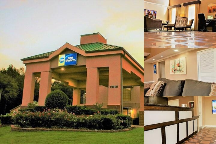 Best Western Inn of Nacogdoches photo collage