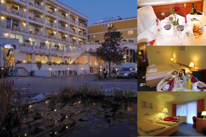 Wohlfühlhotel Novapark Graz photo collage