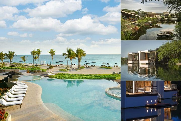 Rosewood Mayakoba photo collage