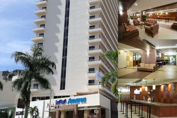 Casa Inn Hotel Acapulco photo collage