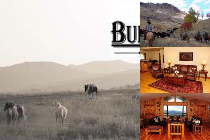 Bull Hill Ranch & Resort photo collage