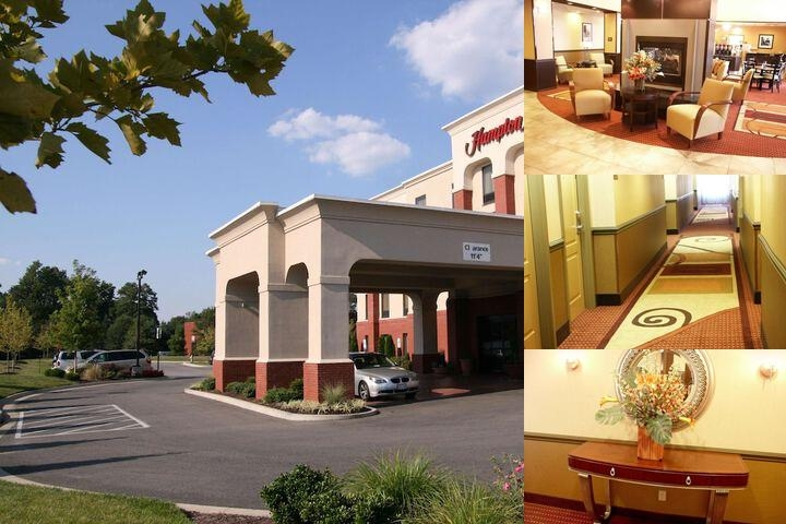 Hampton Inn & Suites Glen Allen / Richmond photo collage
