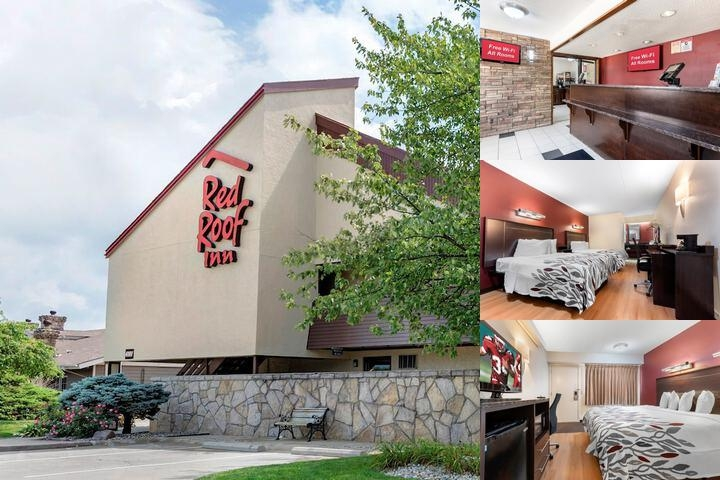 Red Roof Inn Lafayette photo collage