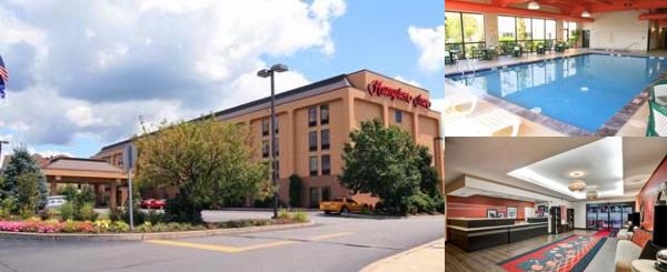 Hampton Inn Scranton at Montage Mountain photo collage