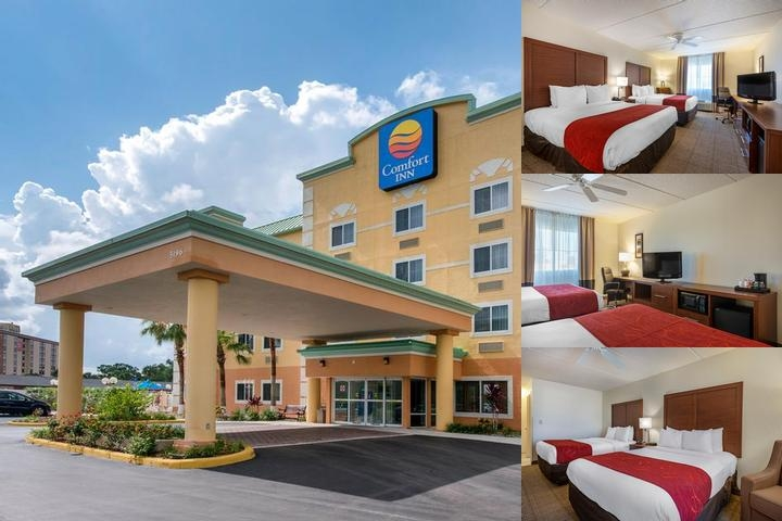 Comfort Inn Kissimmee photo collage