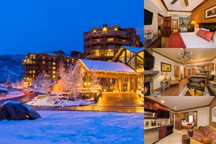 Westgate Park City Resort & Spa photo collage