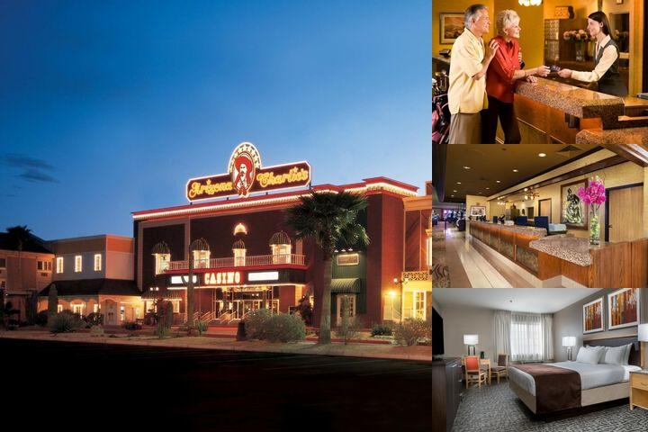 Arizona Charlie's Decatur Casino Hotel & Suites photo collage