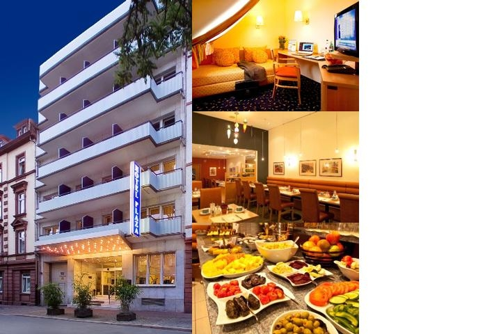 Best Western Hotel Plaza photo collage