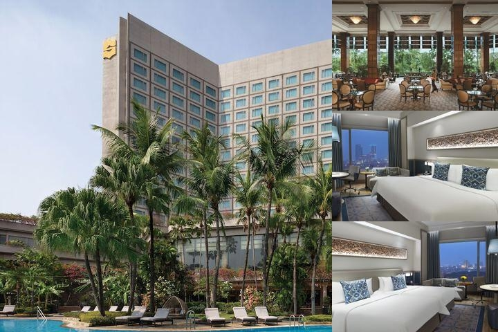 Shangri La Hotel Surabaya photo collage