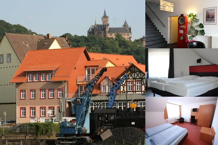 Altora Eisenbahn Themenhotel photo collage