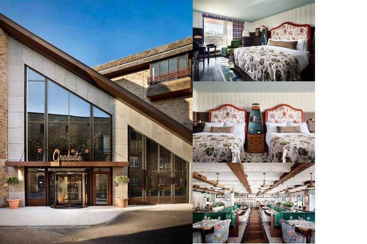 Doubletree by Hilton Cambridge City Centre photo collage