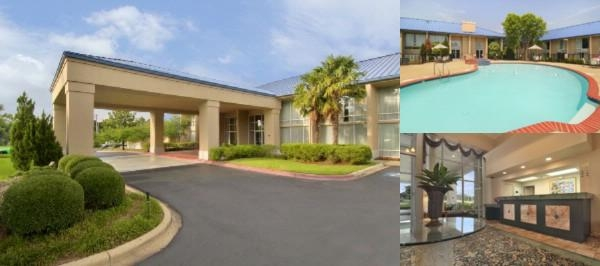 Ramada Inn & Suites Shreveport Airport photo collage