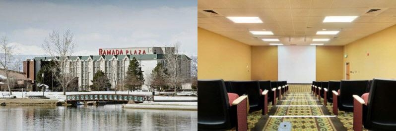 Ramada Plaza Denver North photo collage