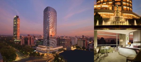 St. Regis Mexico City photo collage
