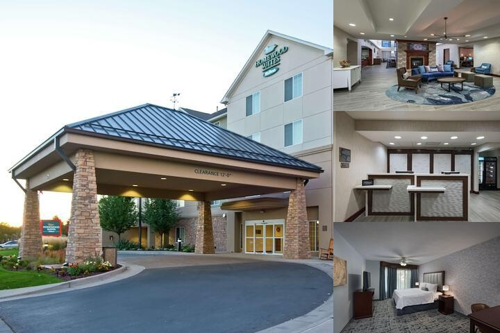Homewood Suites by Hilton Fort Collins photo collage