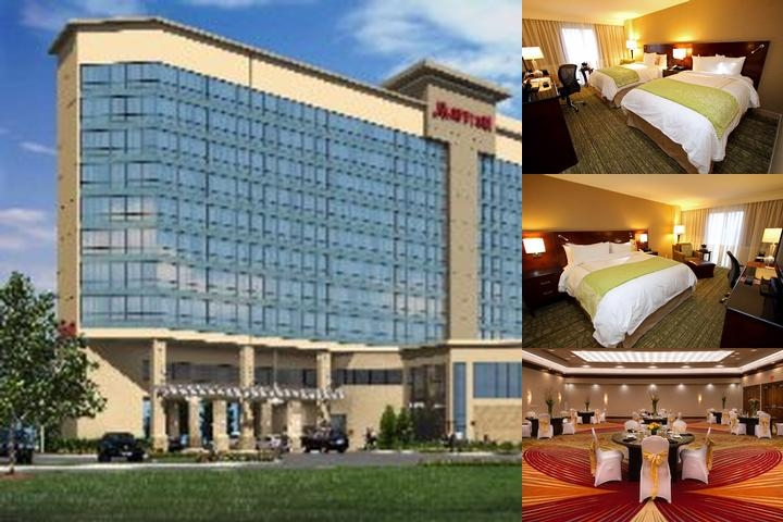 Memphis Marriott East photo collage